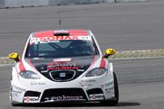 V r. Supercopa - Nurburgring, Trening